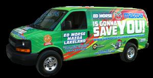 Tampa Printing Vehicle Wraps