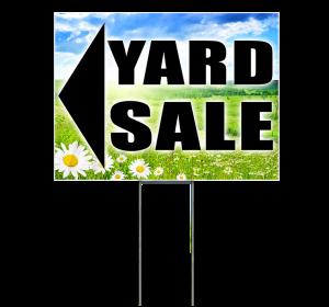 Tampa Printing Yard Signs