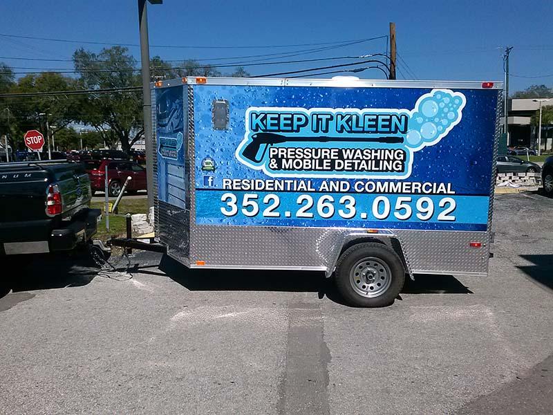 Trailer Wraps Tampa Printing Vehicle Wraps