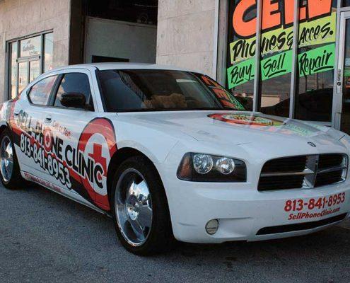 Car Wraps Tampa Printing Vehicle Wraps