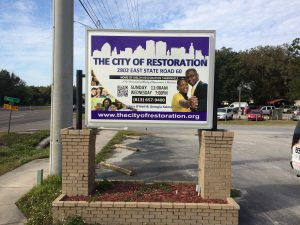 Signs from Tampa Printing