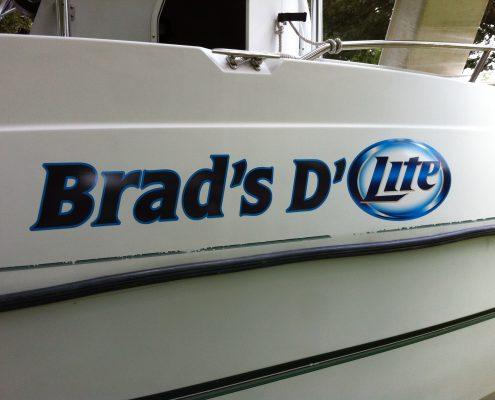 Boat Wraps Tampa Printing Vehicle Wraps