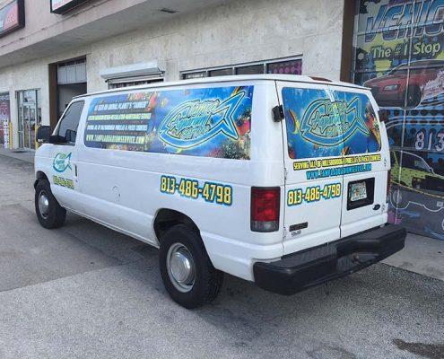 Van Wraps Tampa Printing Vehicle Wraps