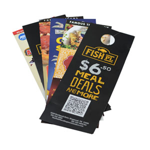 Door Hangers from Tampa Printing