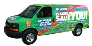 Tampa Printing Vehicle Wraps