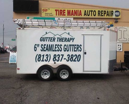 Trailer Wraps Tampa Printing Vehicle Wraps