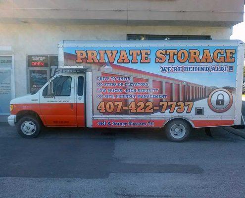 Box Truck Wraps Tampa Printing Vehicle Wraps