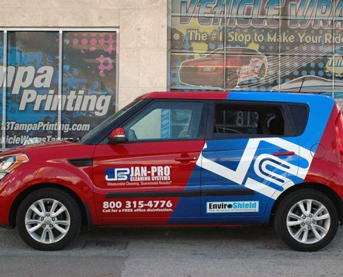 SUV Wraps Tampa Printing Vehicle Wraps