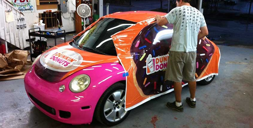 Car Wraps Tampa Printing Vehicle Wraps