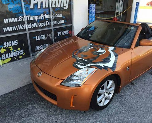 Custom Graphics Tampa Printing