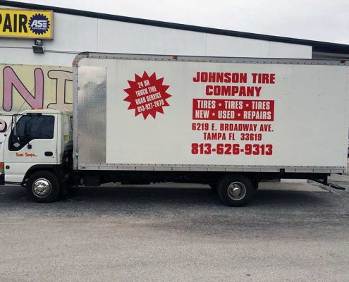 Box Truck Wraps Tampa Printing Vehicle Wraps