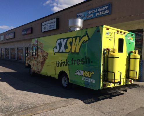 Food Truck Wraps Tampa Printing Vehicle Wraps