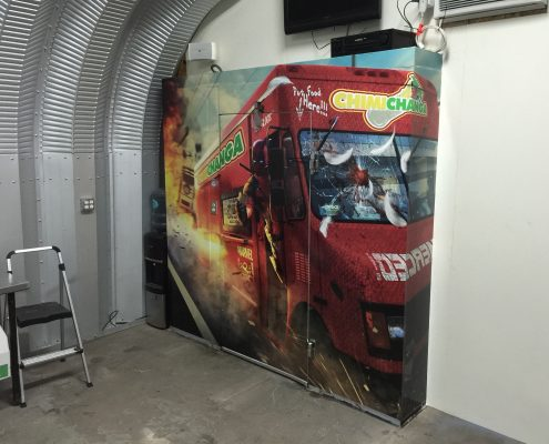 Wall Graphics Tampa Printing