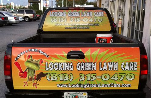 Truck Wraps Tampa Printing Vehicle Wraps