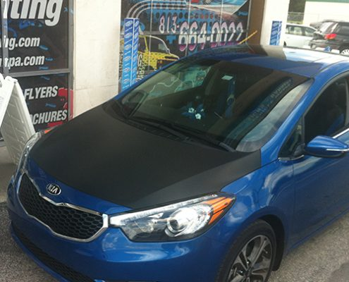 Carbon Fiber Wraps Tampa Printing Vehicle Wraps