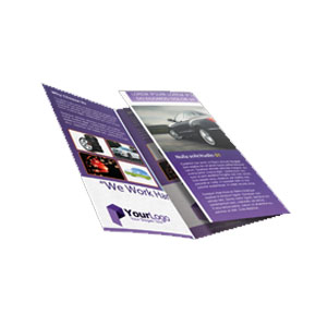 Brochures from Tampa Printing