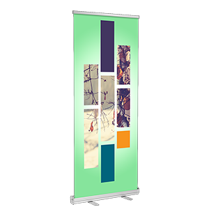Standard Retractable Banner Stands from Tampa Printing
